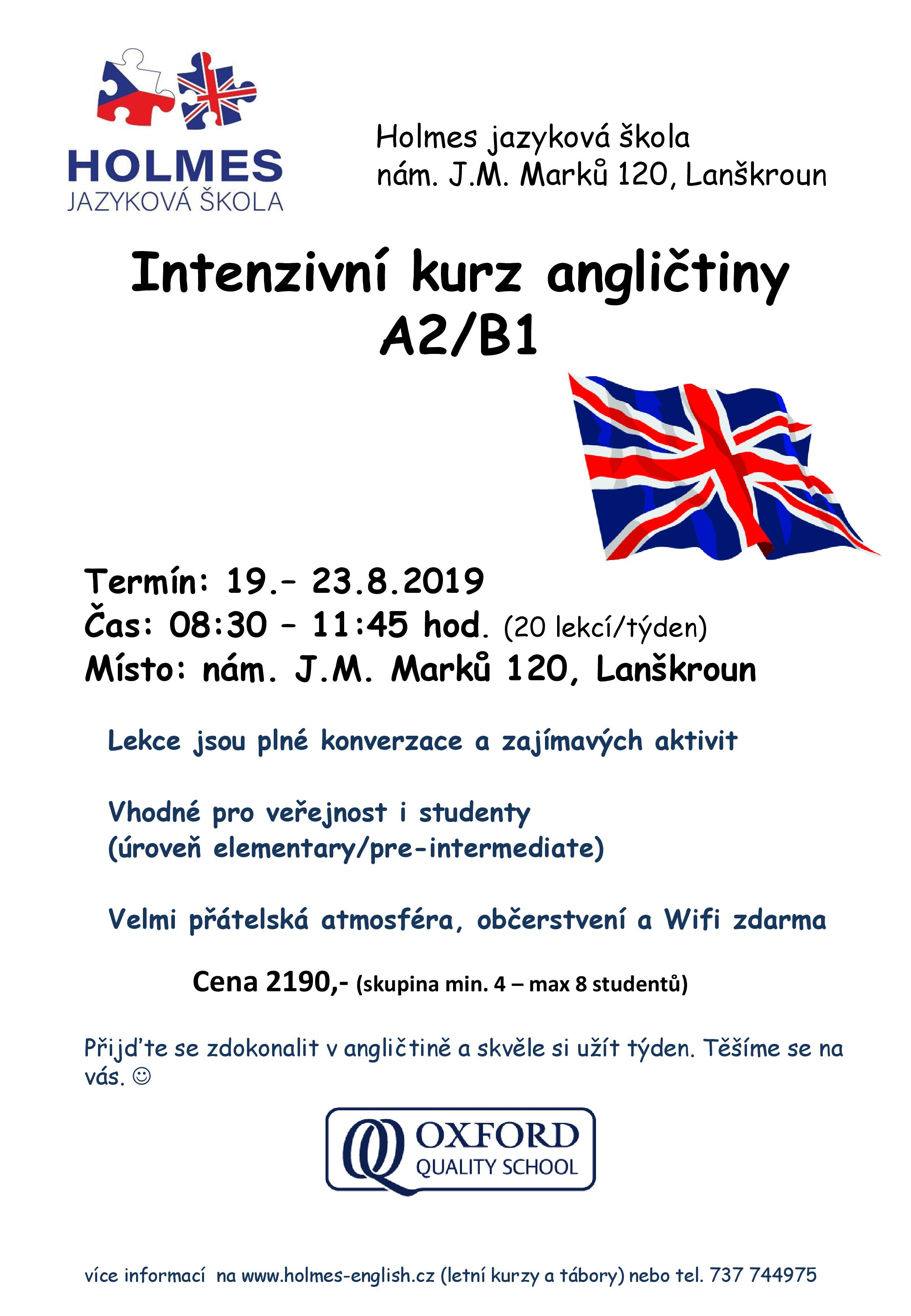 Intenzivni kurz advert A2B1 2019 LA-page-001